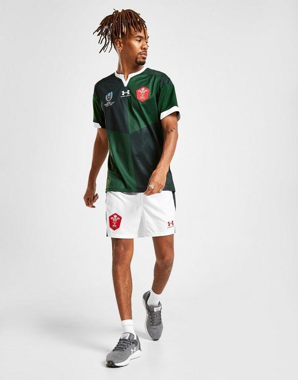 Under Armour Wales RU 2019/20 Alternate Shorts