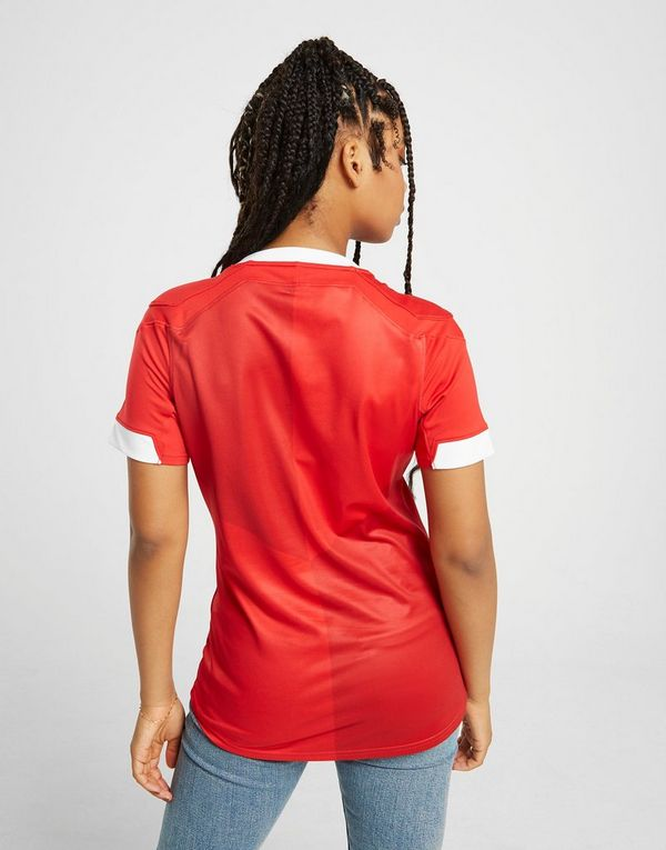 Under Armour Wales RU 2019/20 Home Shirt Women's