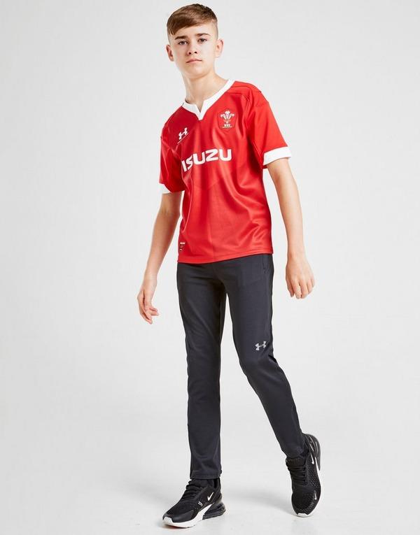 Under Armour Wales RU 2019/20 Home Shirt Junior