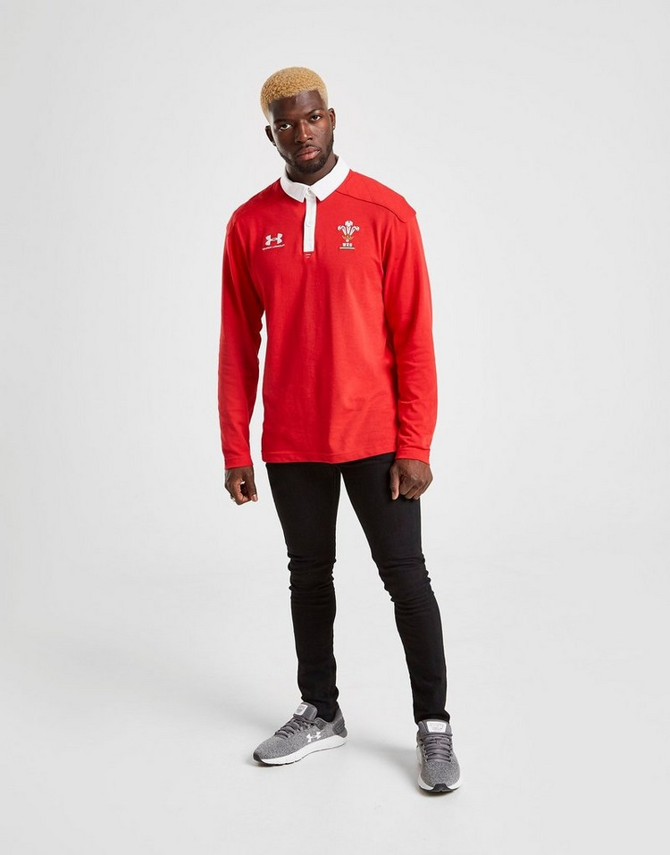Under Armour polo Wales RU Rugby