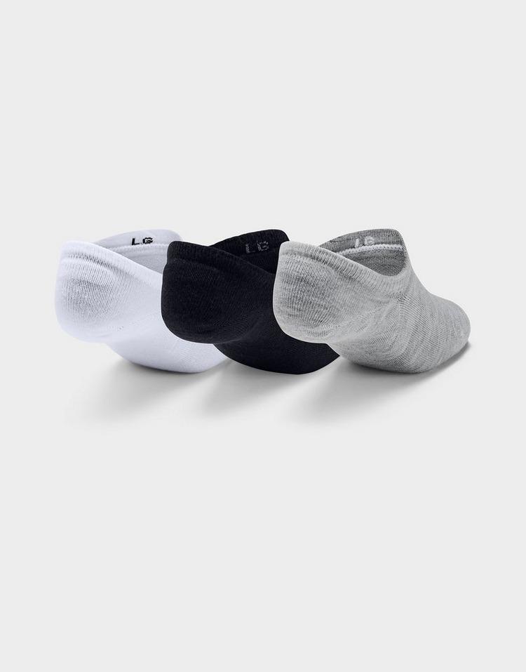 Under Armour unisex ultra lo – 3-pack socks