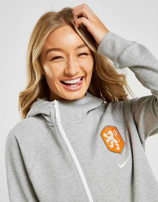 Nike Netherlands WWC Tech Fleece Cape Hoodie