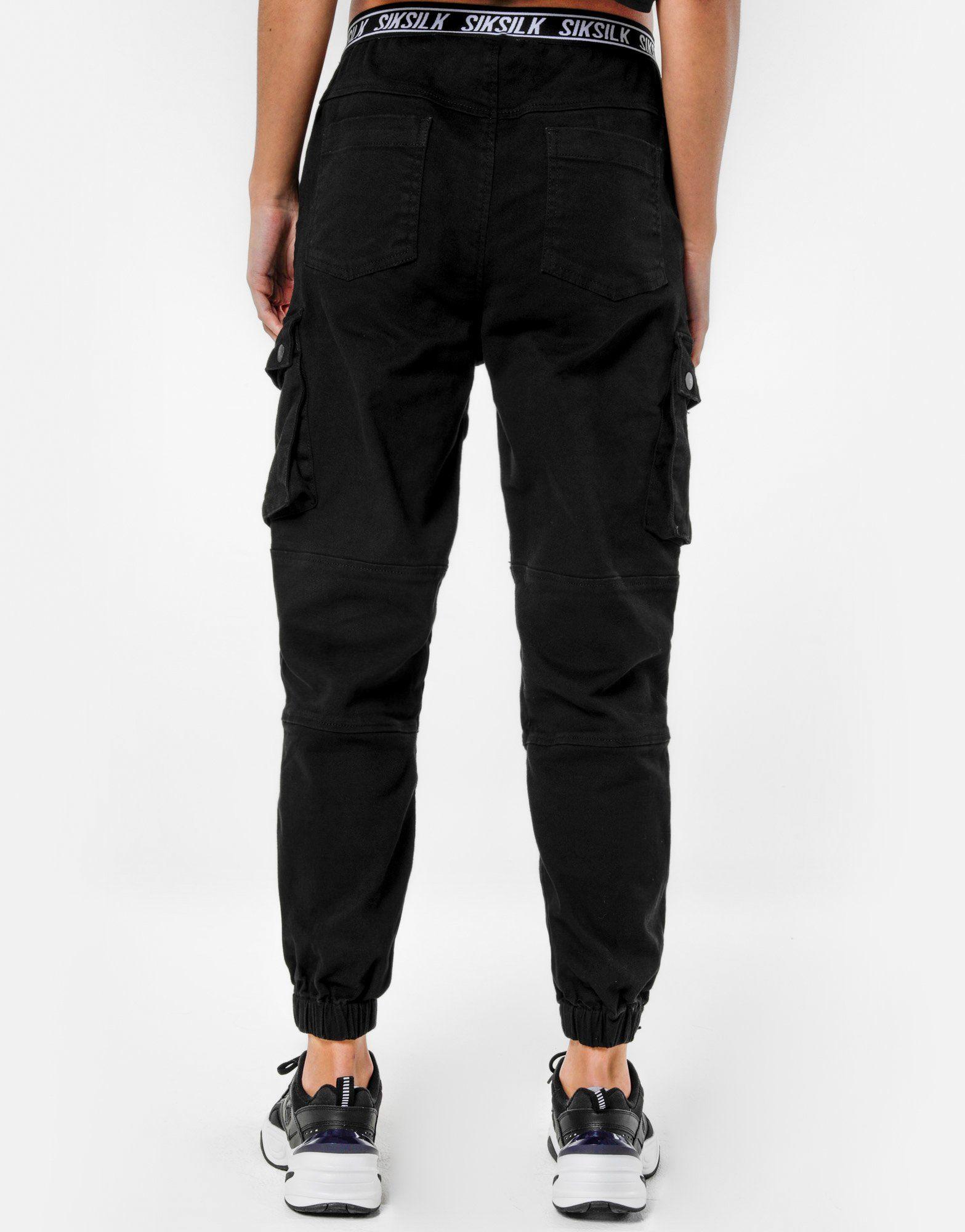 SikSilk Cargo Pants