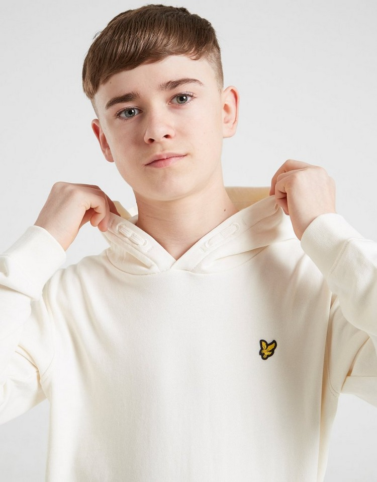 Lyle & Scott Small Logo Overhead Hoodie Junior
