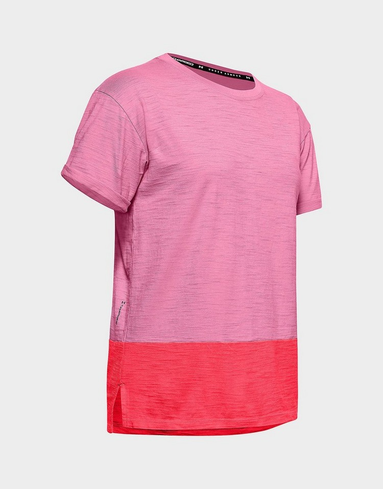 Under Armour Charged Cotton SS T-Shirt