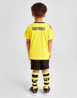 Puma Borussia Dortmund 19/20 Home Kit Children