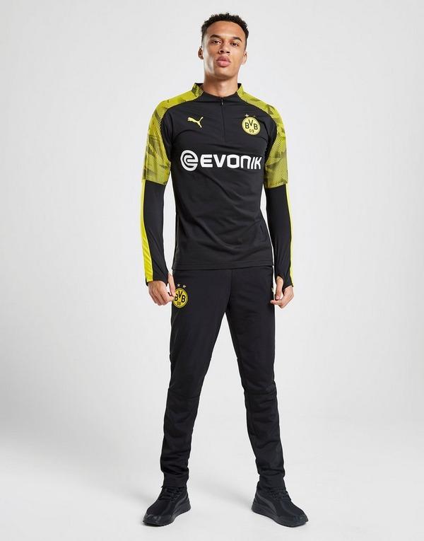 PUMA Haut Borussia Dortmund 14 Zippé Homme
