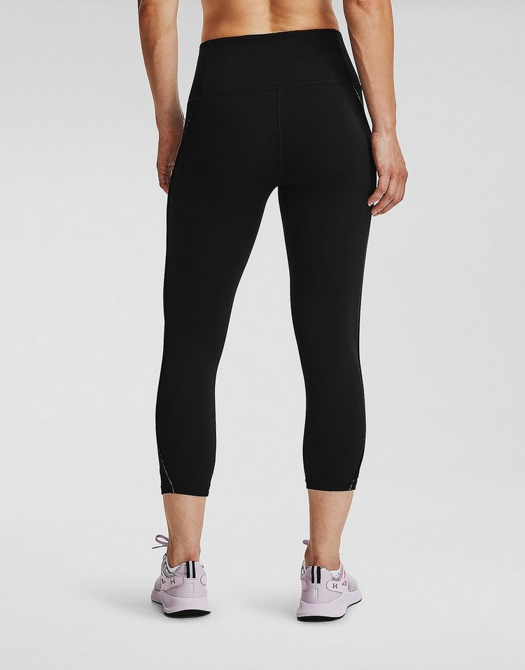 Under Armour rush™ side piping crop