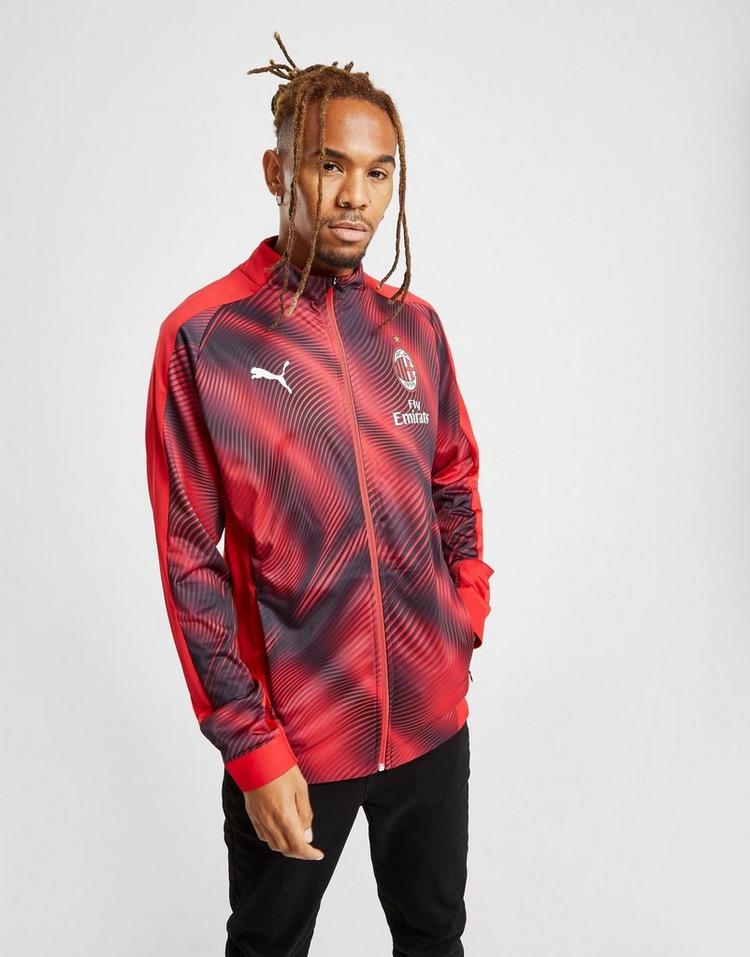 PUMA AC Milan Stadium Jacket