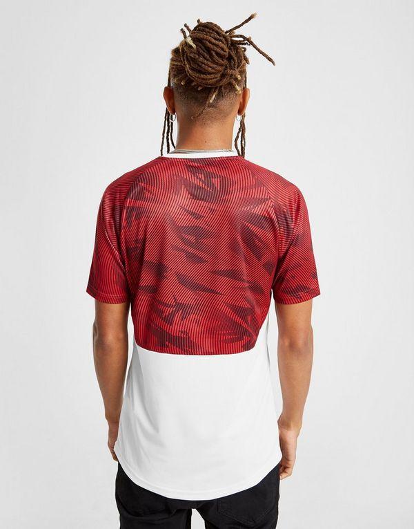 PUMA AC Milan Training Short Sleeve Shirt