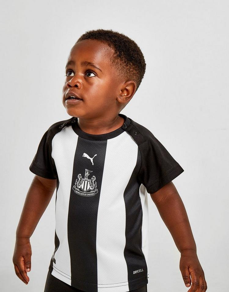 PUMA conjunto Newcastle United FC 2019/20 1ª. equipación para bebé