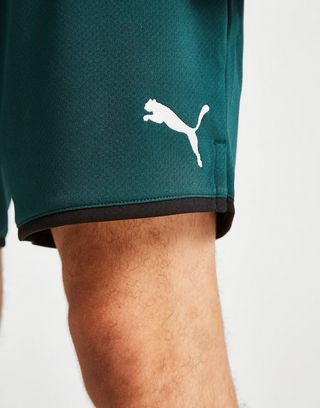PUMA Newcastle United FC 2019/20 Away Shorts
