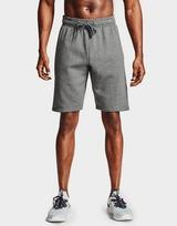 Under Armour rival fleece multilogo shorts