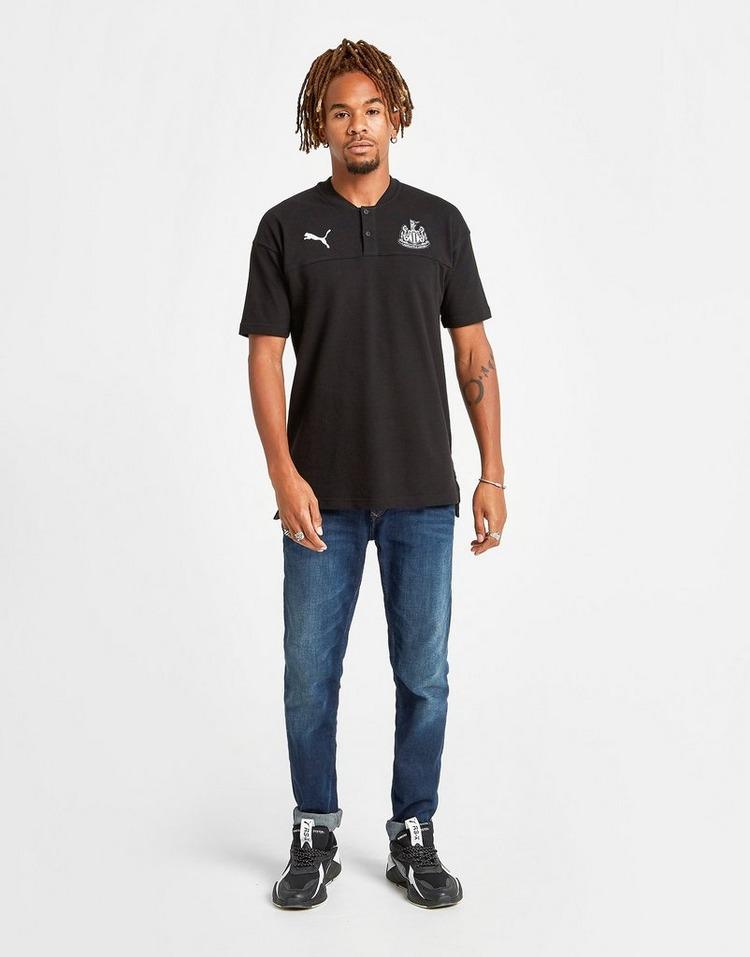 PUMA Newcastle United FC Casual Polo Shirt
