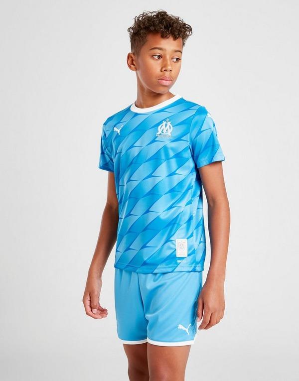PUMA Olympique Marseille 2019/20 Away Shorts Junior