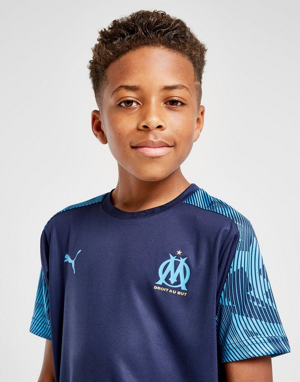 Puma Olympique Marseille Training Shirt Junior