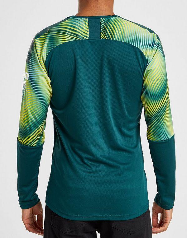 eb77782fb6 PUMA Manchester City FC 2019/20 Goalkeeper Home Shirt | JD Sports