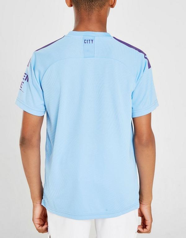 Puma Manchester City FC 2019/20 Home Shirt Junior