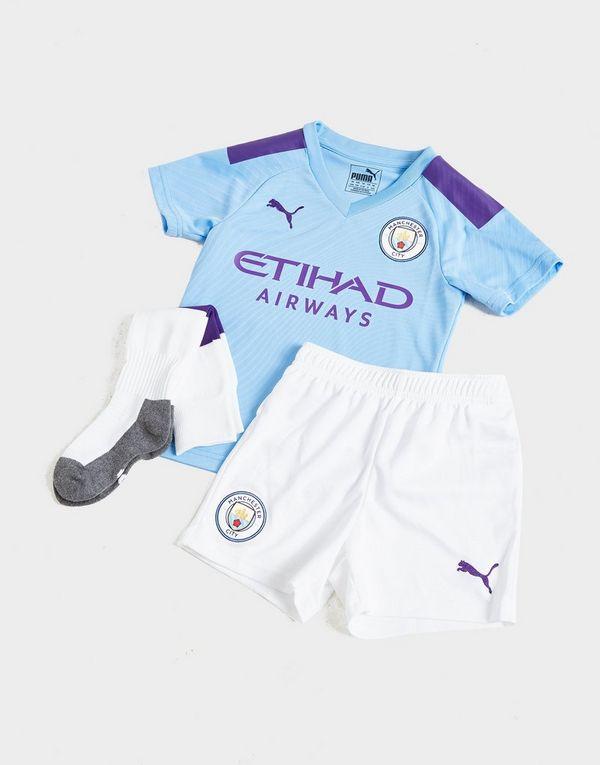 newest 27093 8dfb1 PUMA Manchester City FC 2019/20 Home Kit Children