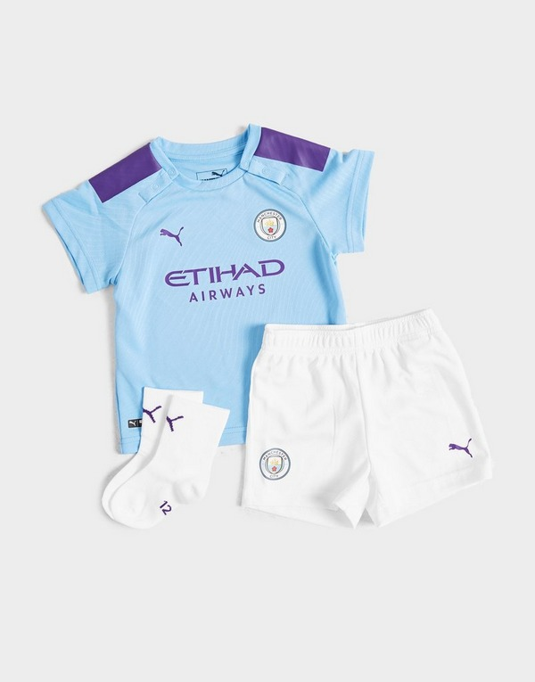 PUMA Manchester City FC 2019/20 Home Kit Baby's