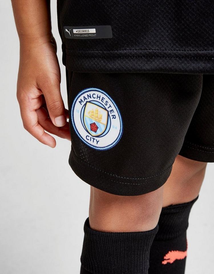 Puma Manchester City FC 2019/20 Away Kit Children