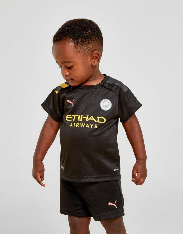 PUMA Manchester City FC 2019/20 Away Kit Infant