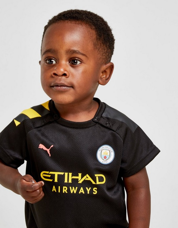 Puma Manchester City FC 2019/20 Away Kit Infant