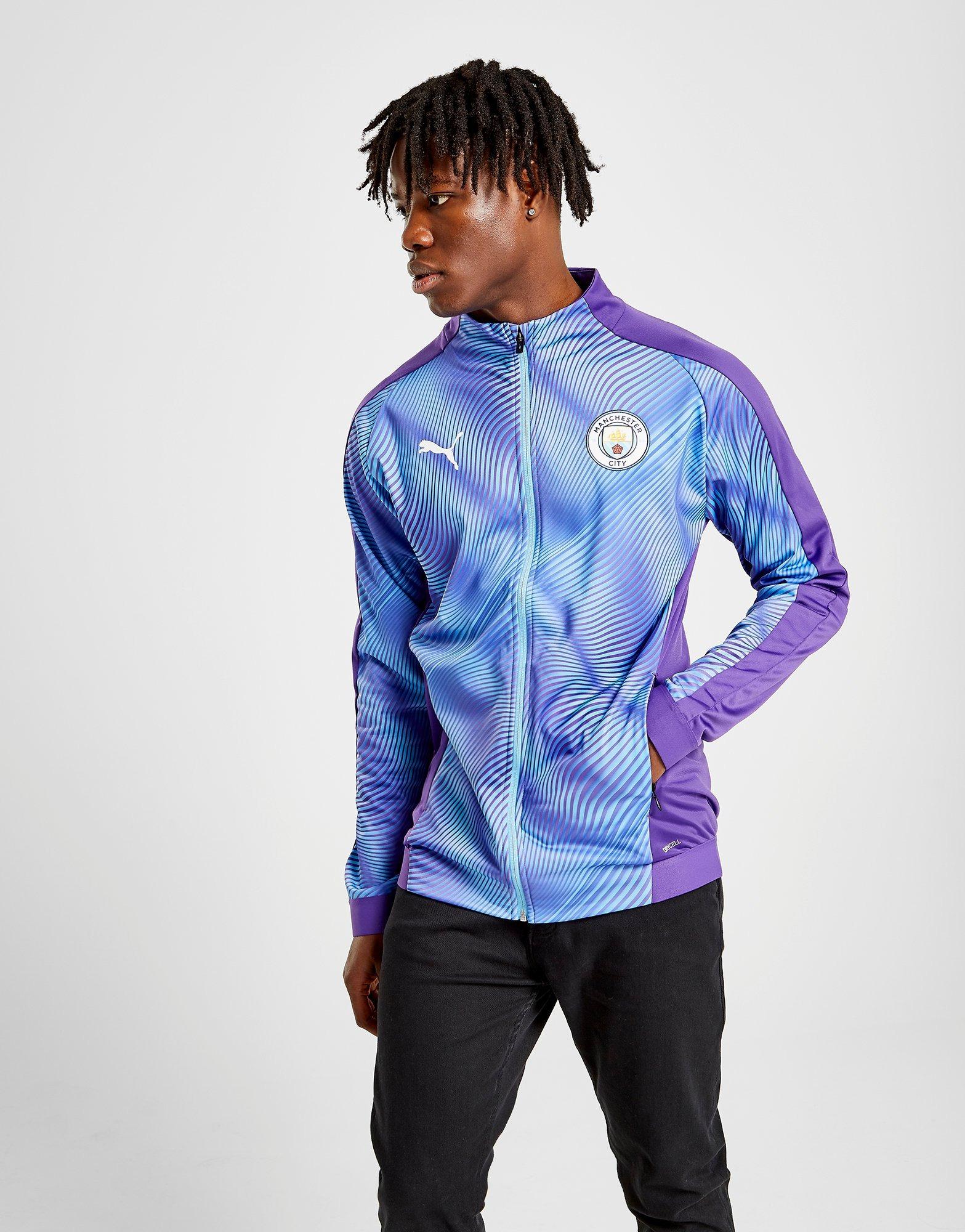 PUMA Manchester City FC Stadion Jacke Herren | JD Sports