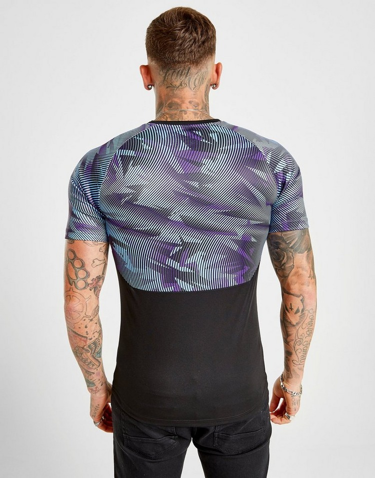 PUMA Manchester City FC Short Sleeve Training Shirt Herren