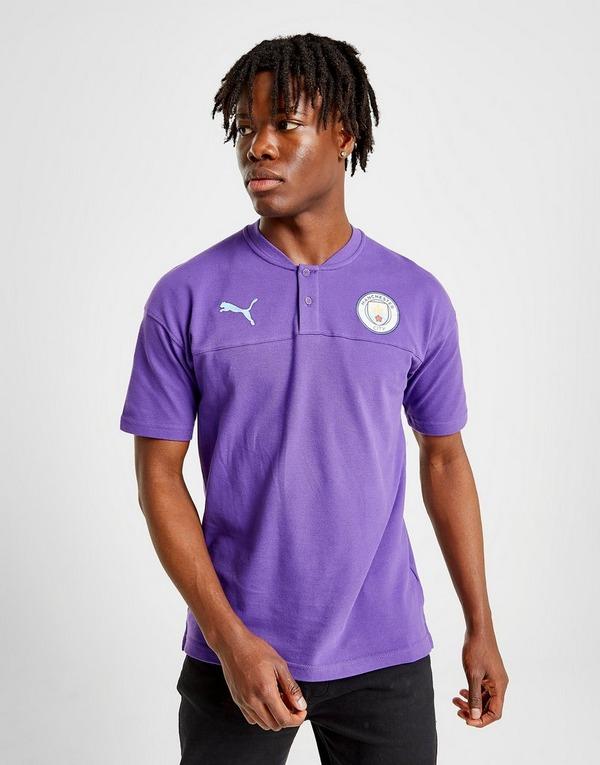 PUMA Manchester City FC Casual Polo Shirt