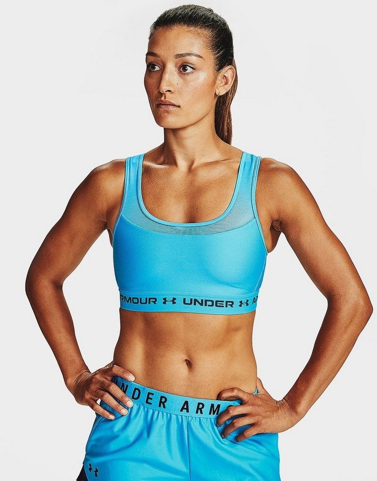 Under Armour armour® mid crossback mf sports bra