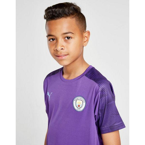 Puma Manchester City FC Training Shirt Junior
