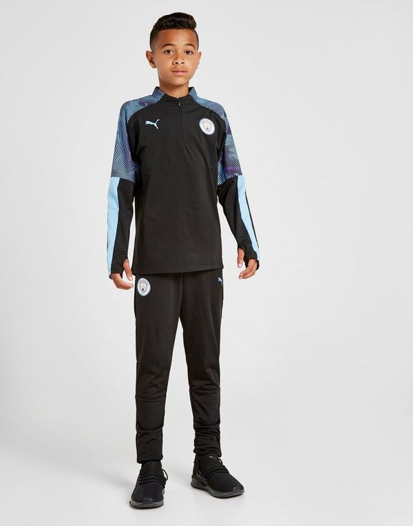 Puma Manchester City FC Training Track Pants Junior