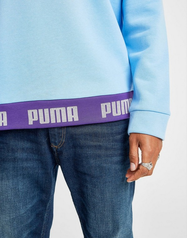 Puma Manchester City FC Culture Sweatshirt