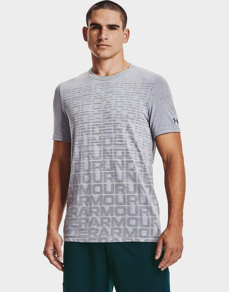 Under Armour Vanish Seamless Wordmark T-Shirt