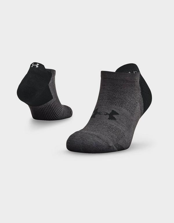 Under Armour Unisex Armour Dry Run No Show Socks