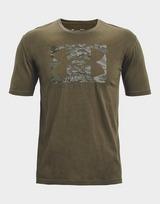 Under Armour ABC Camo Boxed Logo Short Sleeve