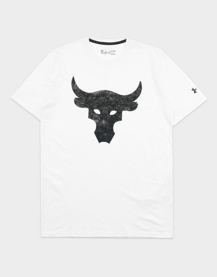 Under Armour เสื้อผู้ชาย Project Rock Bull