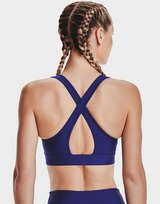 Under Armour Armour Mid Crossback Graphic Sports Bra