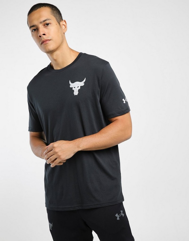 UNDER ARMOUR Project Rock Rents Due T-shirt