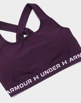 Under Armour สปอร์ตบรา UA Crossback MID 3 Color Polaris