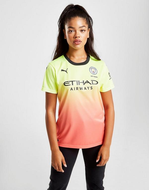 Puma Manchester City FC 2019/20 Third Shirt Women's
