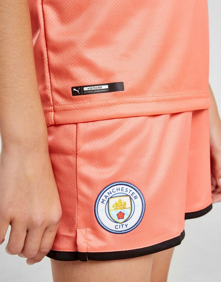 Puma Manchester City FC 2019/20 Third Shirt Junior