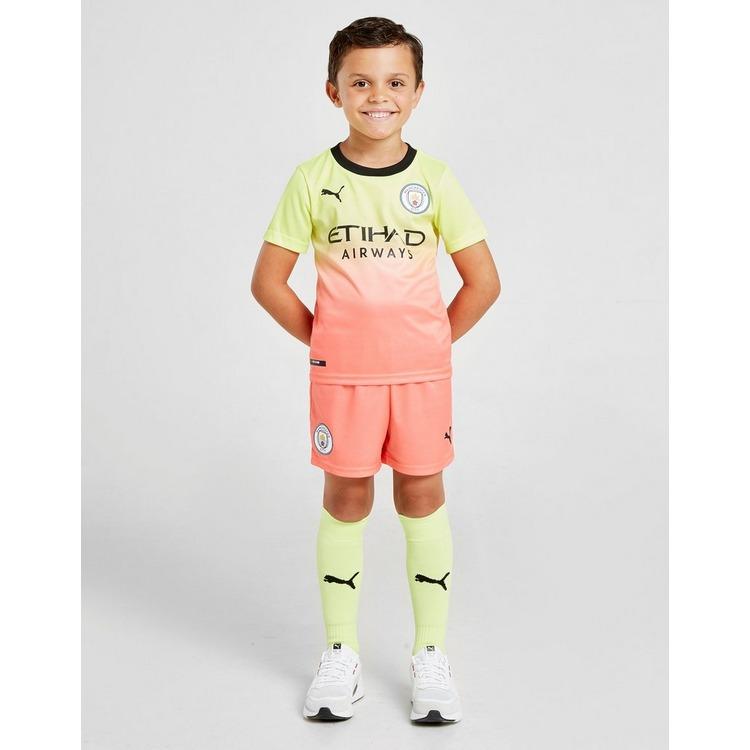 PUMA Troisième Kit Manchester City FC 2019/20 Enfant