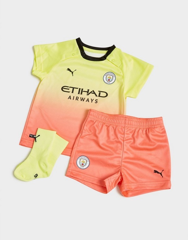 Puma Manchester City FC 2019/20 Third Kit Infant