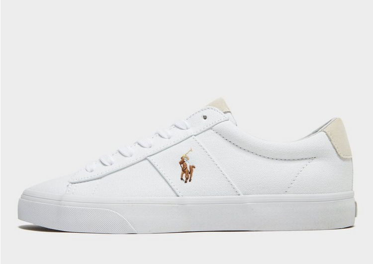 official store online store official images Buy White Polo Ralph Lauren Sayer | JD Sports