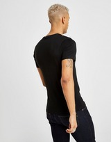 Guess Rainbow Short Sleeve T-Shirt Herre