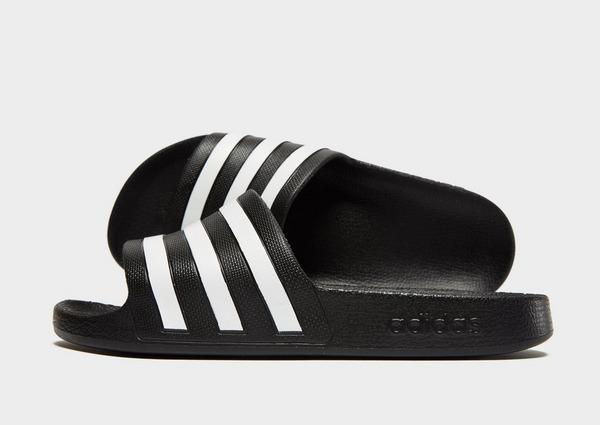 Koop Zwart adidas Adilette Aqua Slippers Dames