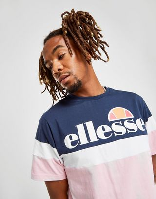 Ellesse Rexel Panel T-Shirt