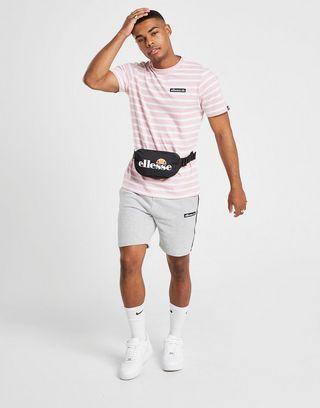 Ellesse Lastrios Stripe T-Shirt